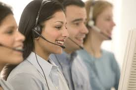 SMS service for Call centers