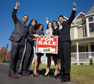 SMS service for Real Estate Agents